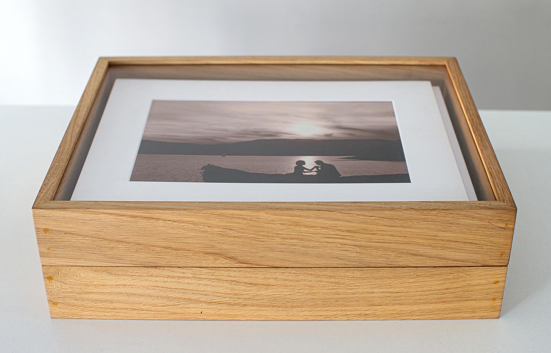 album fotografico matrimonio legno come scegliere