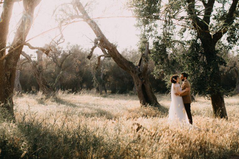 fotografo matrimonio bosco lecce tenuta tresca country vintage artistico reportage massaro